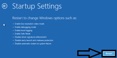 How to boot Windows 8.1 in Safe mode?