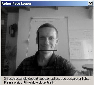 rohos-face-logon