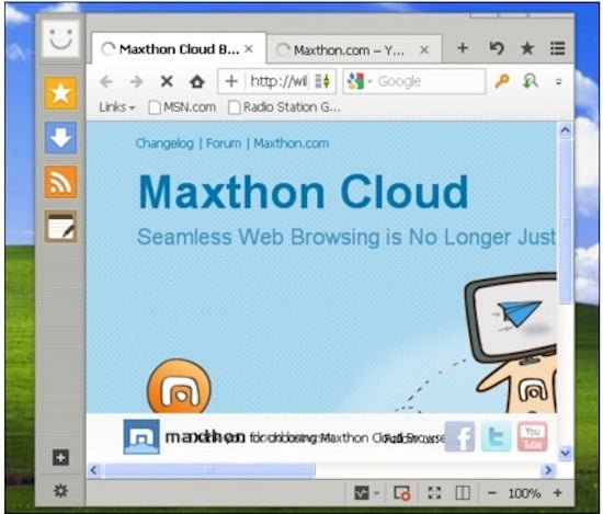 What is the best browser for Windows XP? - MakeUseOf