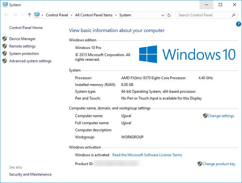 How to find your Windows 10 Product Key - WindowsAble