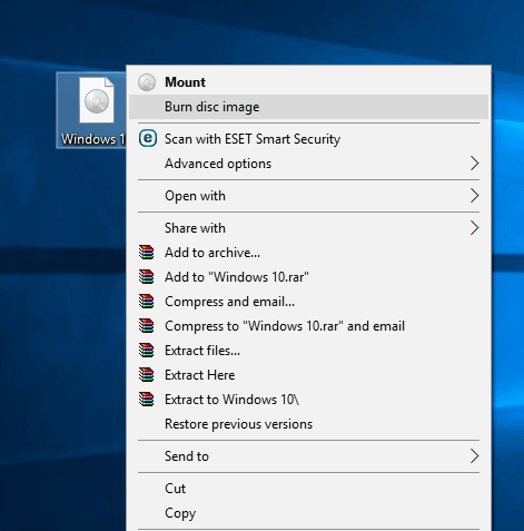 how to locate cd drive in windows 10