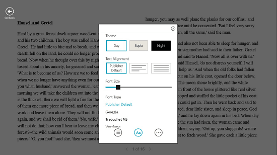 kobo book reader app for windows 10