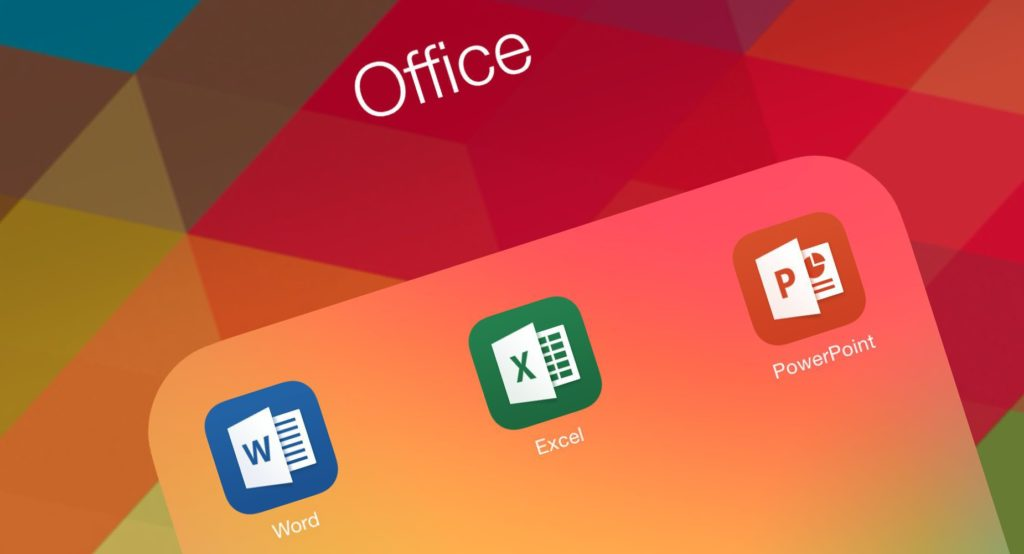 Office suite for iOS