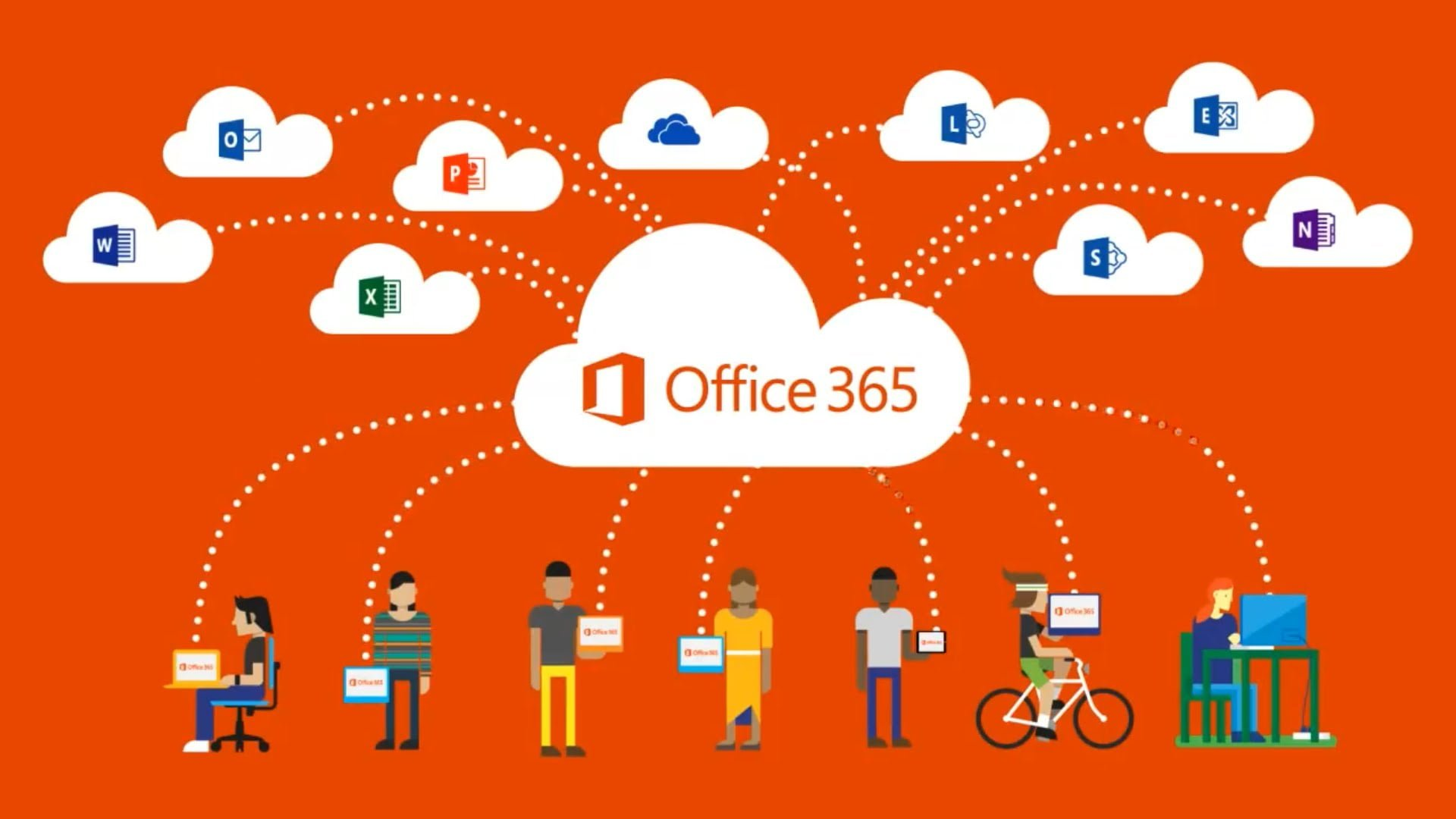 What are some of the features of Microsoft Office 365?