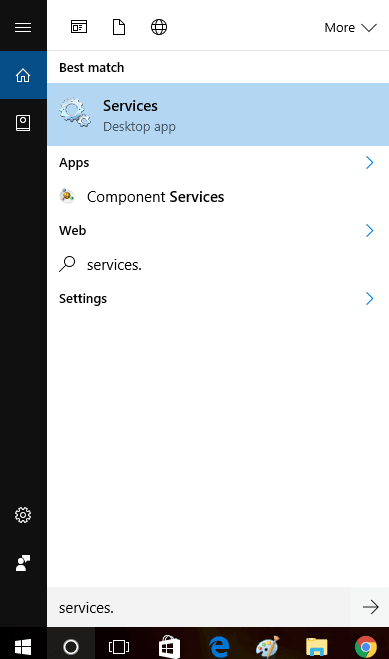 services-in-windows-10
