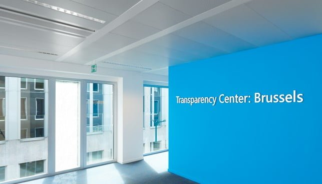 The Belgian Transparency Center