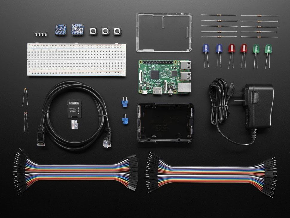 Microsoft IoT Pack for Raspberry Pi 3