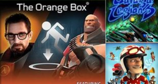 The Orange Box, Joe Danger 2: The Movie, Galaga Legions