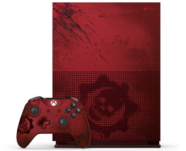 Xbox One S Gears of War 4 Limited Edition 2 TB