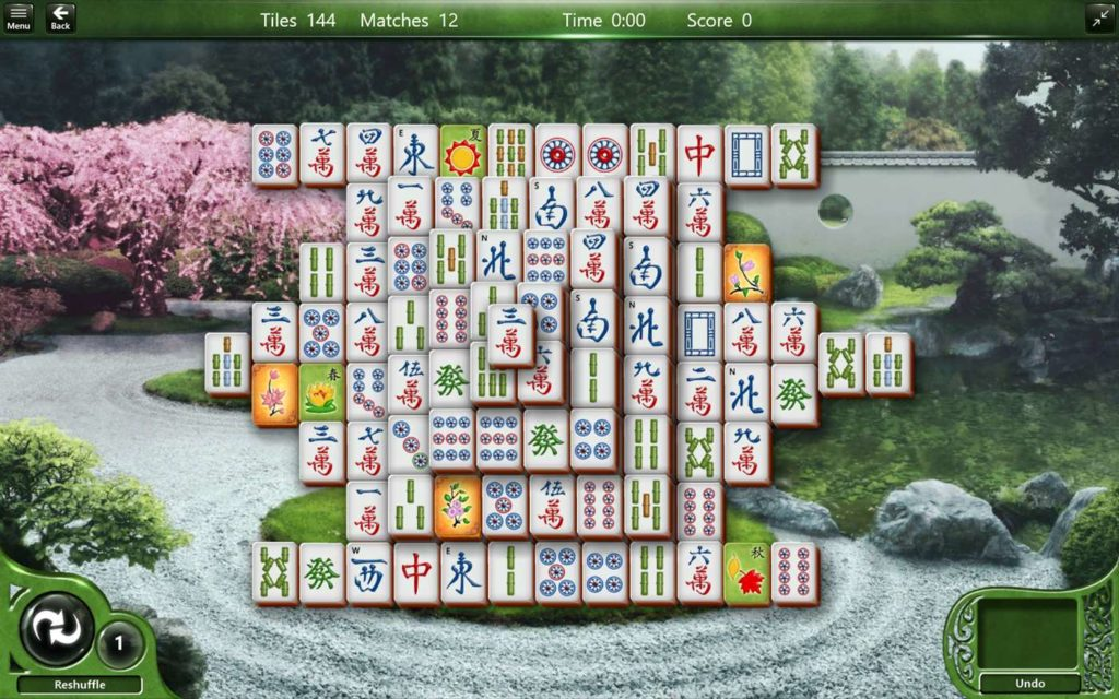 Mahjong for Windows 10