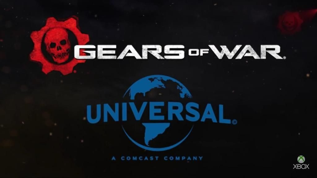 Gears of War movie by Universal Studios