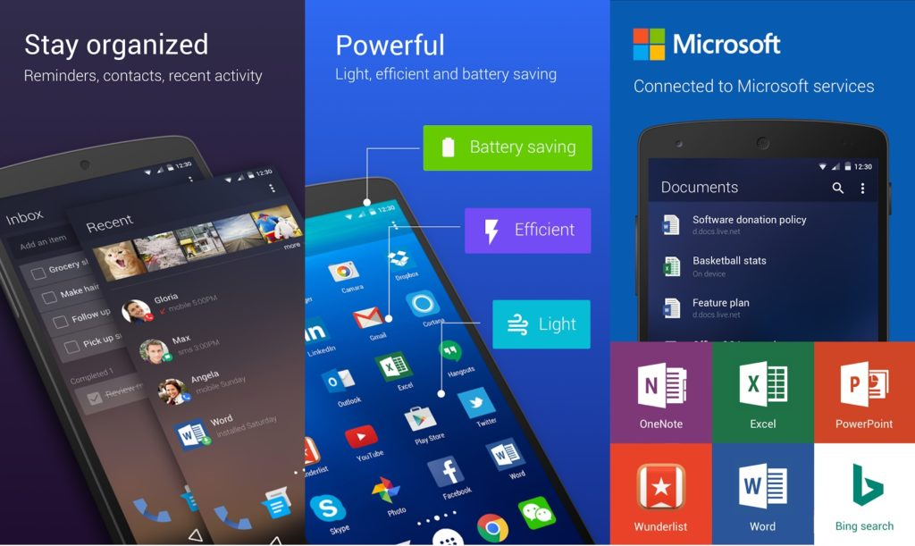 Microsoft Arrow Launcher for Android