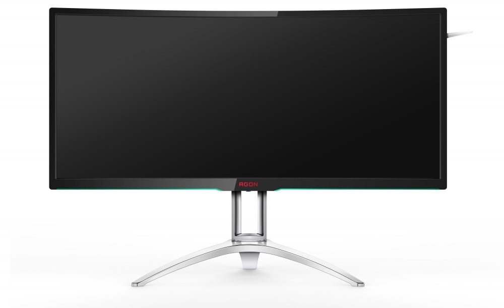 AOC AG352QCX Curved Monitor