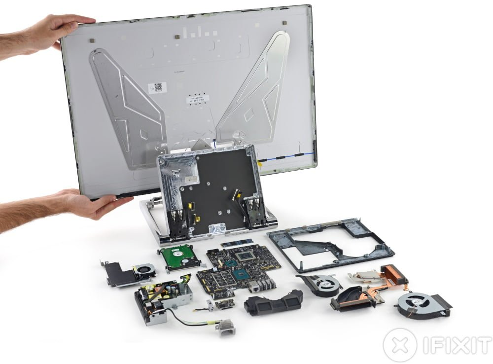 Surface Studio Teardown by iFixit