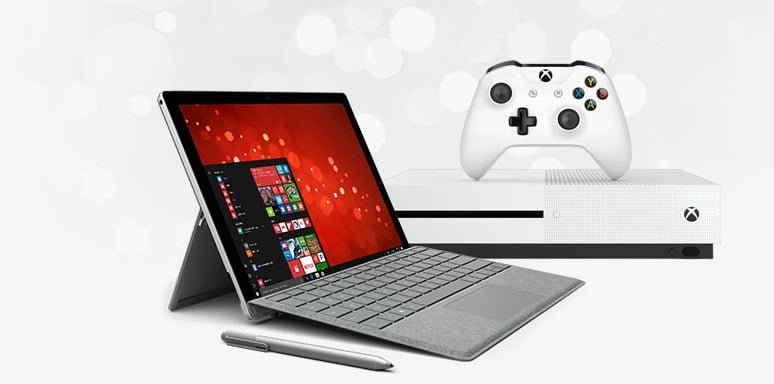 Microsoft Store's 12 Days of Deals