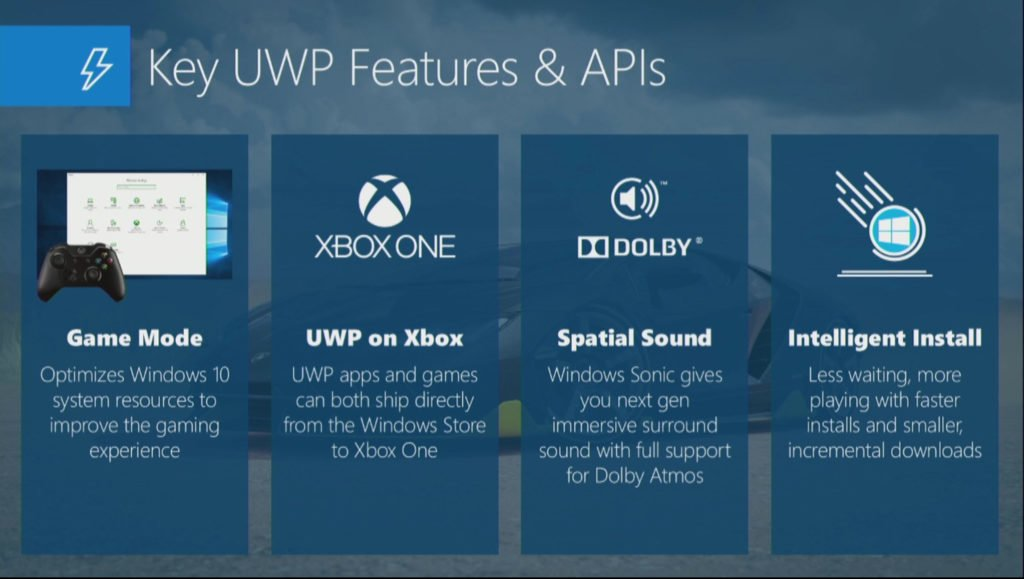 Windows 10 UWP games are coming to the Xbox One, still need