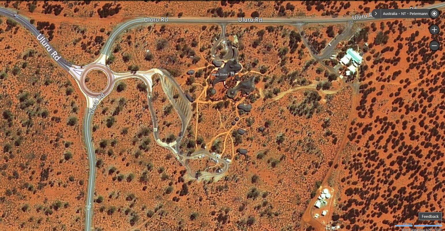 Bing Maps updates satellite imagery for Australia and India – Bing Maps Satellite Image