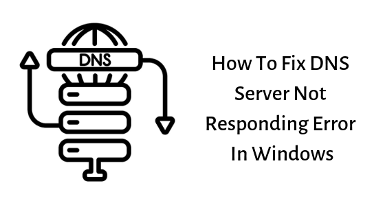 what to do when dns server is not responding ps4