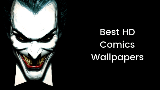 5 Best Hd Comics Wallpapers For Windows 10 Windowsable